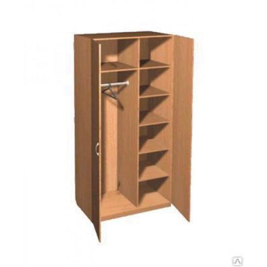 """Недорого двухстворчатый шкаф с различным наполнением от """"ала."""
